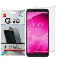 Tempered Glass Screen Protector For ALCATEL Revvl 2 T-Mobile Shockproof Guard 9H