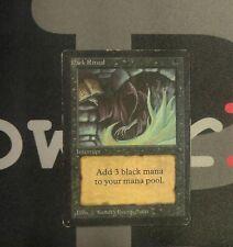 1 Dark Ritual - Beta MtG Magic Black Common old school 93/94 #0363