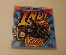 RARE Indiana Jones and the Last Crusade by LucasFilm/Kixx for Commodore Amiga