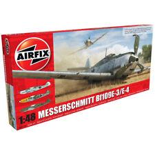 Airfix Messerschmitt Bf109E-3/E-4 (Scale 1:48) Aircraft Model Kit A05120B NEW