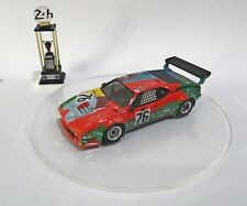 BMW M1 #76 LE MANS 1979 Andy WARHOL Built Monté Kit 1/43 painted by hand TOP