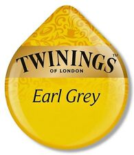 8 x Tassimo Twinings Earl Grey Tea T Discs Pods Sold Loose - 8 T Discs 8 Drinks
