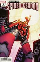 Edge of Spider-Geddon 2 (Hamner Variant Cover)