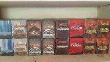 1 Empty Fat Pack Box - MAGIC 2012 M12 - PLAYED - Magic the Gathering MTG FTG