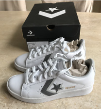 """BASKETS BASSES """"CONVERSE PRO"""" BLANCHES - POINTURE : 35"""