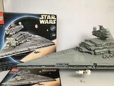 LEGO® Star Wars 10030 Imperial Star Destroyer OVP Old Grey