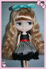 """12"""" Neo Nude Margo Unique Girl Blythe doll From Factory Transparent skin 47009"""