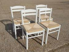 Farmhouse Solid Wood Chairs with 4 Pieces