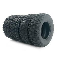 """4 *  TIRE SET ATV TIRES  25"""" 25x8x12 25x10x12 with warranty 6ply front & rear"""