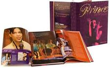 Stunning Large PRINCE Life & Times Hardcover Book By Jason Draper 216 PAGES NEW