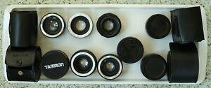 Job lot of camera lens tele converters – all good