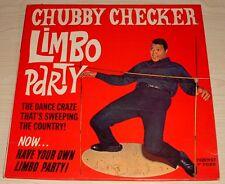 CHUBBY CHECKER LIMBO PARTY ALBUM 1962 PARKWAY RECORDS P-7020 MONO