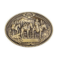 Horse Western Men's Belt Buckles for women Texa Cowboy Rodeo Vintage belt buckle