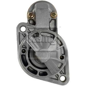 Remanufactured Starter  Remy  17291