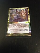 MTG MAGIC APOCALYPSE GOBLIN TRENCHES (FRENCH TRANCHEES DES GOBLINS) NM FOIL