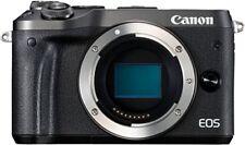 Canon EOS M6 Appareil Photo Numérique Hybride Boîtier N