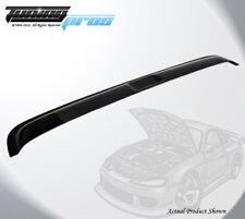 Rain Guard Sunroof Visor 880mm Type 2 Dark Smoke For 2009-11 Toyota Yaris Sedan