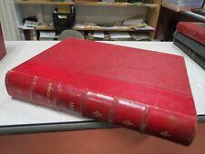 LE TOUR DU MONDE ANNEE COMPLETE 1861 EDOUARD CHARTON bresil ile maurice mexique*