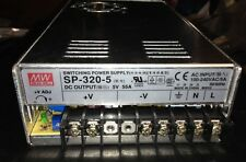 5V @ 55A DC SWITCHED MODE POWER SUPPLY - USED