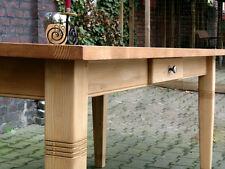 Tisch Esstisch Esszimmer Massivholz Landhaustisch Küche 180 cm M01 natur Neu