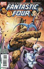 Fantastic Four #572 (NM)`09 Hickman/ Eaglesham