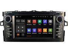 AUTORADIO DVD/GPS/NAVI/RADIO/ANDROID 5.1/DAB*/BT TOYOTA AURIS 2007-11 A5730