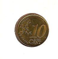 ESPAÑA 10 CENTIMOS EURO TODOS LOS AÑOS