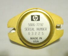 HP 5096-7292 AMPLIFIER /SAMPLERREMOVE FROM FUNTIONAL EQUIPMENT  COLLECTOR ITEM