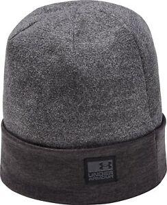 Under Armour ColdGear Infrared Fleece Beanie Hat - Black