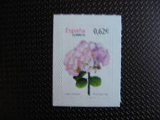 ESPAGNE, Timbre theme flore, 2009, NEUF/MNH/**, auto-collant