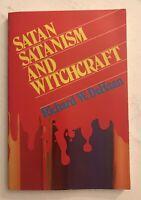 Satan Satanism and Witchcraft - Richard W DeHaan - Rare - Vintage 1972