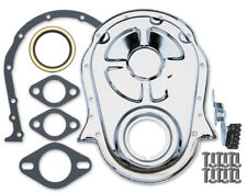 Engine Timing Cover-Base, GAS, OHV, Natural Trans Dapt Performance 9001