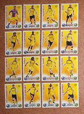 Topps match coronó liga 2009/10 bl 09/10 * bor. dortmund * todos 16 basecards *