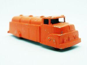 Midget Toy Orange Tanker NM