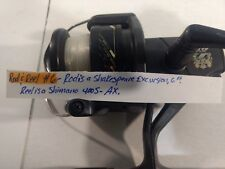 Shakespeare Excursion 6' Rod & Shimano 400S-Ax Reel Combo fs29