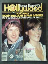 Rona Barrett's Hollywood Magazine July 1979 - Robin Williams, Pam Dawber
