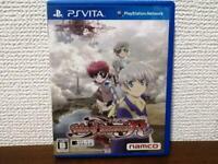 USED PSV Tales of Innocence R PS Vita JAPAN Import PlayStation Vita