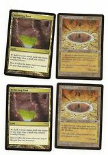 MTG  4X  ** RELECTING POOL **  X4 Magic 1 Foreign