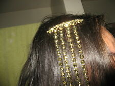 Halloween Egyptian, Cleopatra, Princess, Costume Hair Dress, Jewelry Accessory