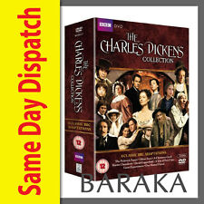 Charles Dickens Collection DVD Box Set R4 mini TV series 8 BBC Adaptations New