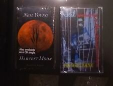 "NEIL YOUNG & THE BLUENOTES ""THIS NOTES FOR YOU"" *Album* & ""HARVEST MOON"" *Single"