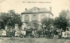 Carte BARC Eure Mairie et école Grand nombre d'élèves