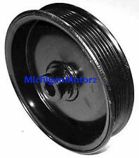 Genuine MerCruiser Sea Water Pump Pulley, Serpentine Belt - 862351, 862351T