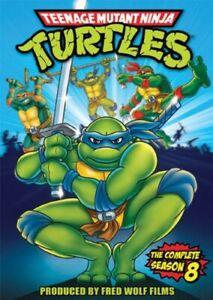 Teenage Mutant Ninja Turtles: Season 8 [New DVD] Full Frame, Dolby