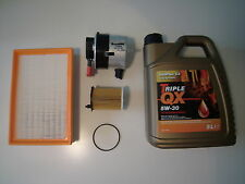 FORD FOCUS & C-MAX 1.6 TDCI DIESEL 2005 TO 04/2007 SERVICE KIT INCLUDING OIL