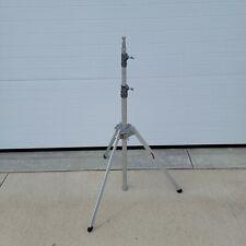 VERY NICE Vtg Mole RichardsonLitewate Aluminum Folding BabyLight Stand 3480250