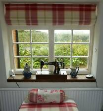 Own Fabric Made to Measure Roman Blind in any Laura Ashley etc Fabrics