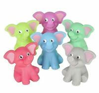 Bathtub Rubber Elephants  (12 Piece) 2""