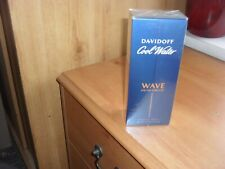 Davidoff Cool Water Wave EDT 125ml Men's fragrance NEW!!!!! SEALED