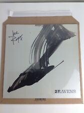 SIGNED, Roger O'Donnell – 2 Ravens, Vinyl LP album, New, Factory Sealed.
